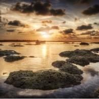 Sarmi Beautiful Sunset