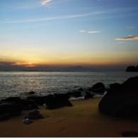 Morning Glory at Base G Beach