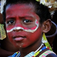 LITTLE PAPUAN DANCER