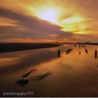 """"""" Sunset at Lampu Satu Beach """""""