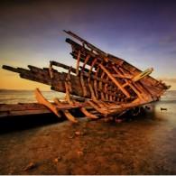 """"""" Broken Ship """""""