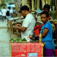 Mama Papua Penjual Pinang #LOOSH4 #LOOR7WONDERS