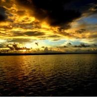 Senja Pantai Glagah