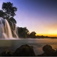 Air Terjun Toro'an Sunset