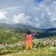 Biar nanti langit terbelah aku Papua