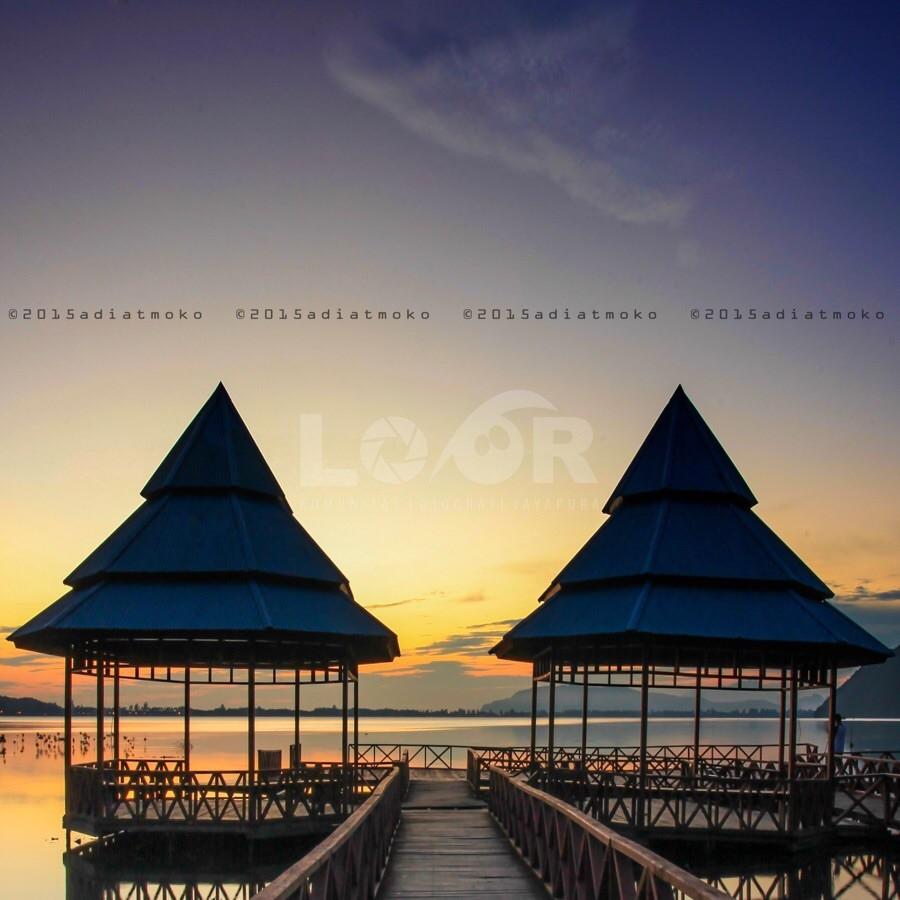 Teluk Youtefa Pagi